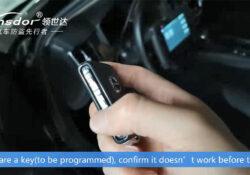 Lonsdor K518 Volvo S90 Data Reading Programming 02