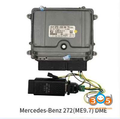 Mini Acdp Refresh Benz Dme Ism No Soldering 7