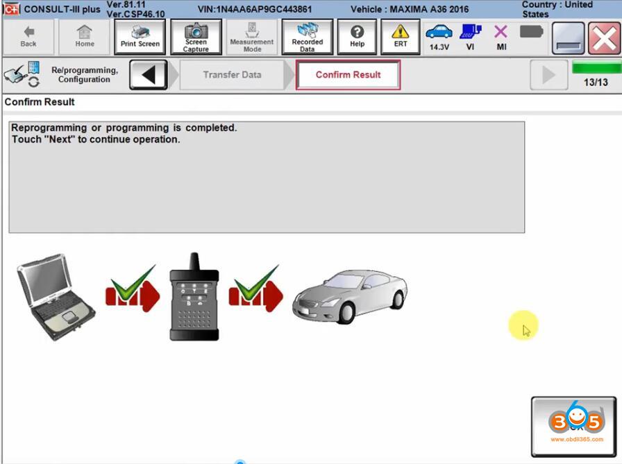 Reflash Nissan Ecu Consult Iii Plus 12
