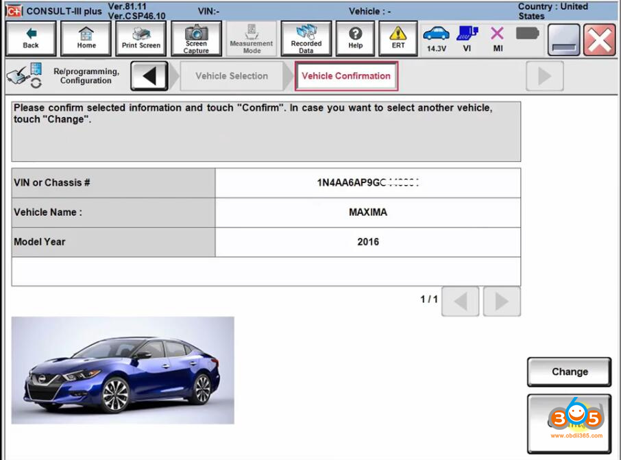 Reflash Nissan Ecu Consult Iii Plus 2