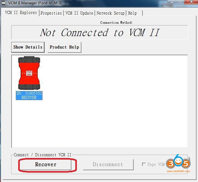 Vcm2 Firmware Update 07