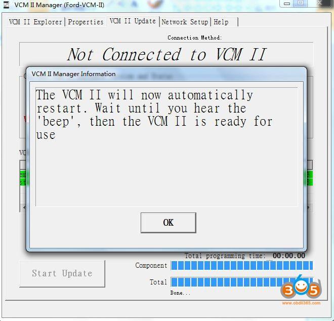 Vcm2 Firmware Update 10