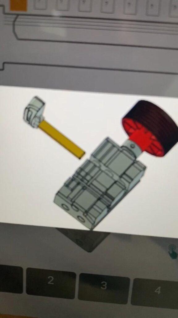 2m2 Magic Tank Hu100 Smart Key 03