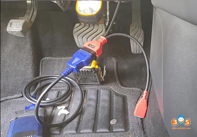 Autel Im608 Nissan Bypass Cable 4