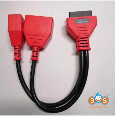Autel Nissan 12 36 Cable