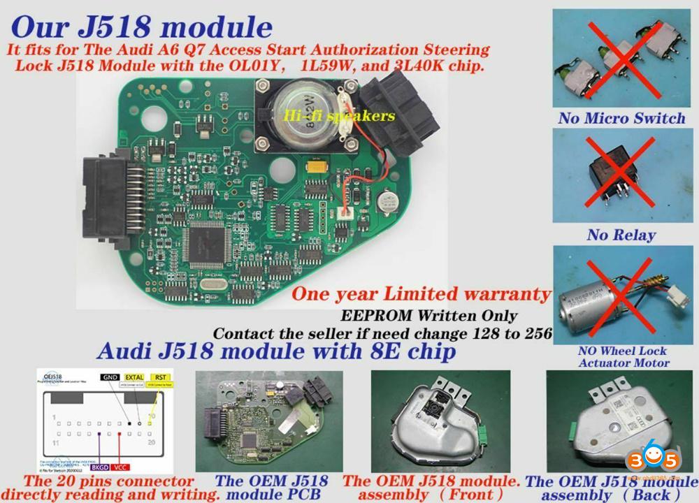 J518 Elv Emulator 2