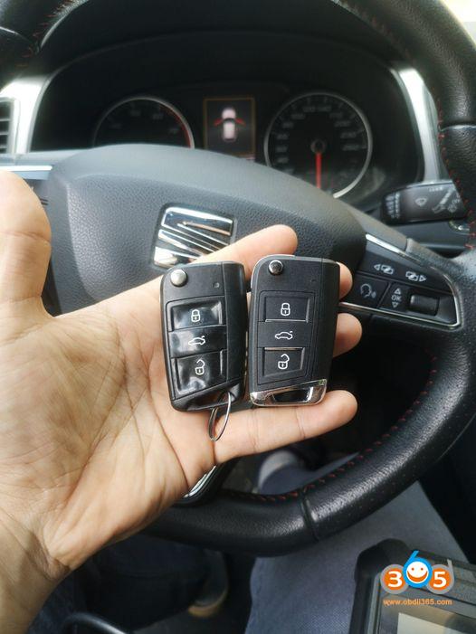 Obdstar X300 Pro4 Seat Leon 2014 MQB 4