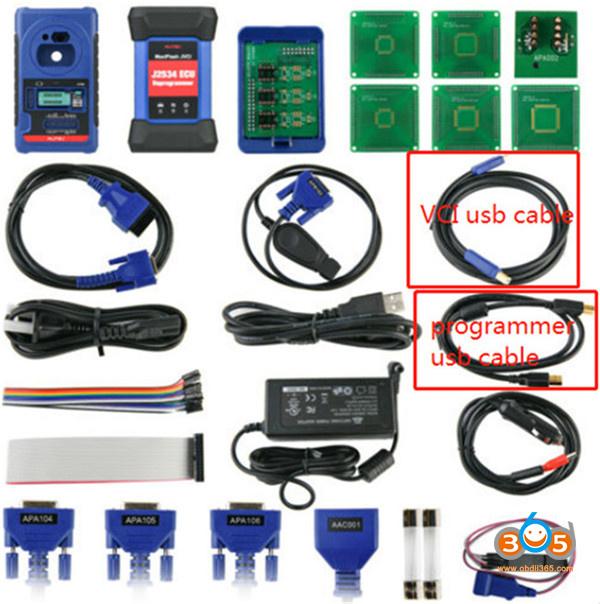 Autel Im608 Chip Communication Failed Solution 3