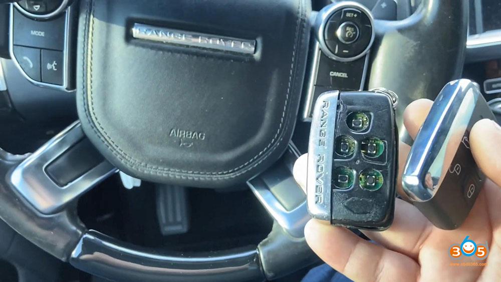 Autel Im608 Pro Range Rover 2010 2015 Akl 04