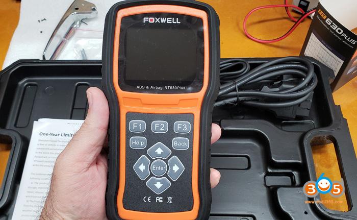 Foxwell Nt630 Plus Silverado Review 4