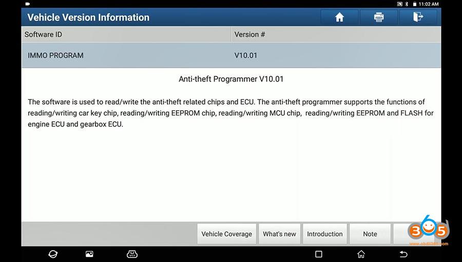 Launch Pad V X Prog3 Audi A5 Tcu Clone 03