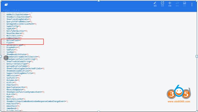 Launch X431 Pad Vii Scn Coding 6