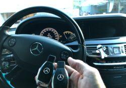 Mercedes 2008 Keyless Go 1
