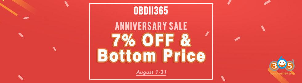 Obdii365 9th Anniversary