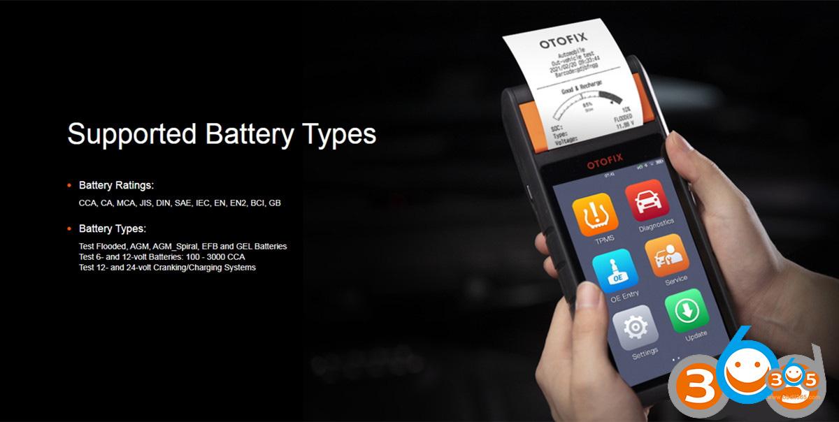 Otofix Bt1 Battery Tester 2