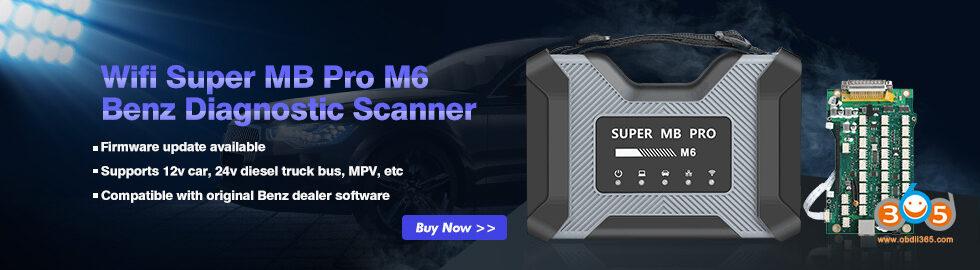 Super Mb Pro M6
