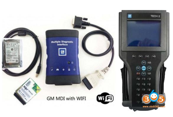 Tech2 And Mdi