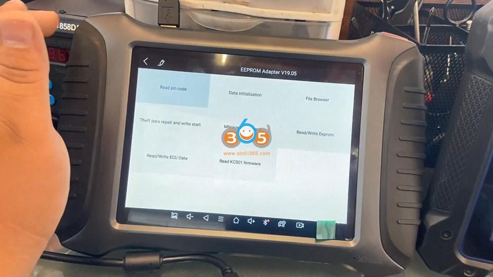 Autel Im608 Pro Vs Xtool X100 Pad3 Se 11