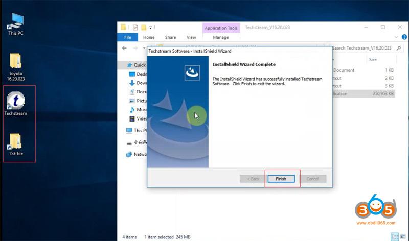 Install Mni Vc Techstream V16 2
