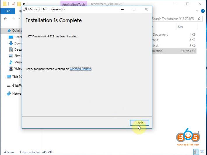 Install Mni Vc Techstream V16 3