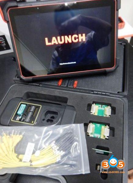 Launch X431 X Prog3