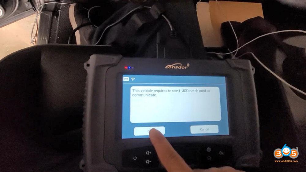 Lonsdor 2020 Ram 2500 Key Programming 05