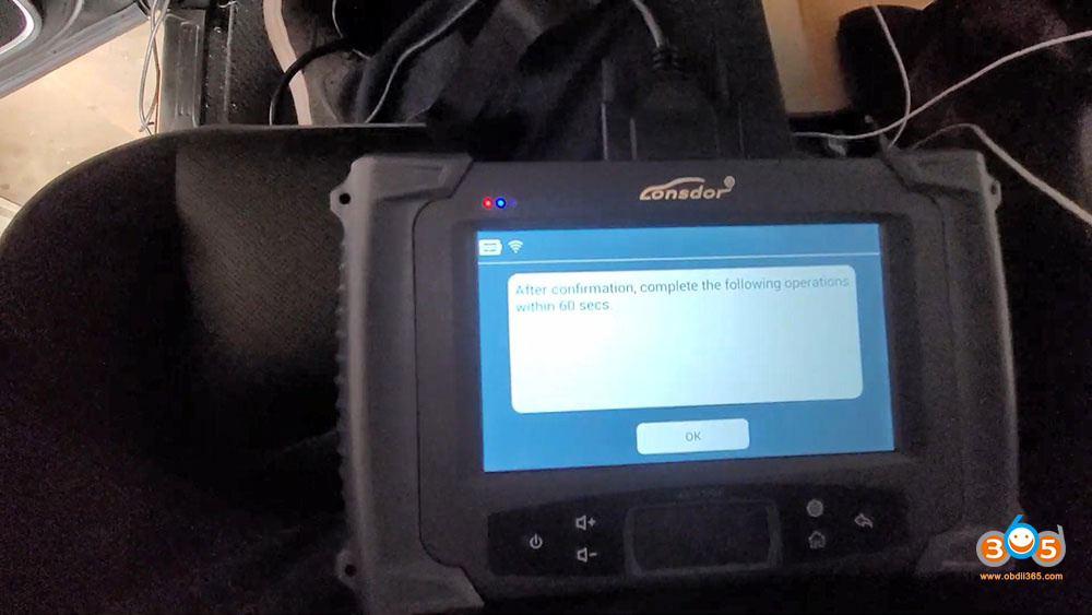 Lonsdor 2020 Ram 2500 Key Programming 07