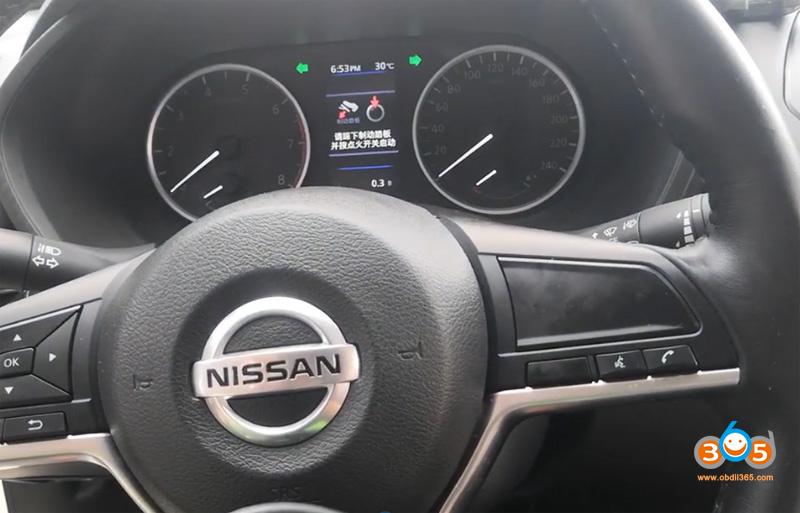 Obdstar Nissan Sylphy B18 Proximity 10
