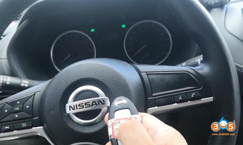 Obdstar Nissan Sylphy B18 Proximity 16