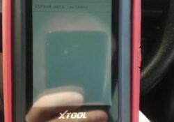 Xtool X100 Pro2 Mileage Correction 01