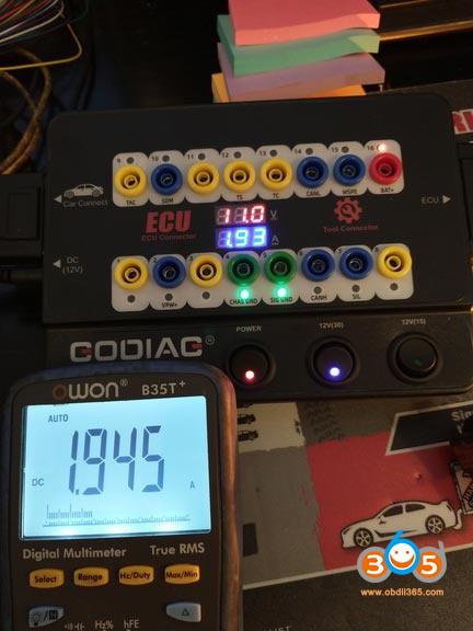 06 Godiag Gt100 Pro 7442 Current 50