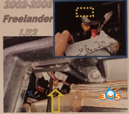 28 Ak90 Range Rover Freelander Ews3 Key Programming