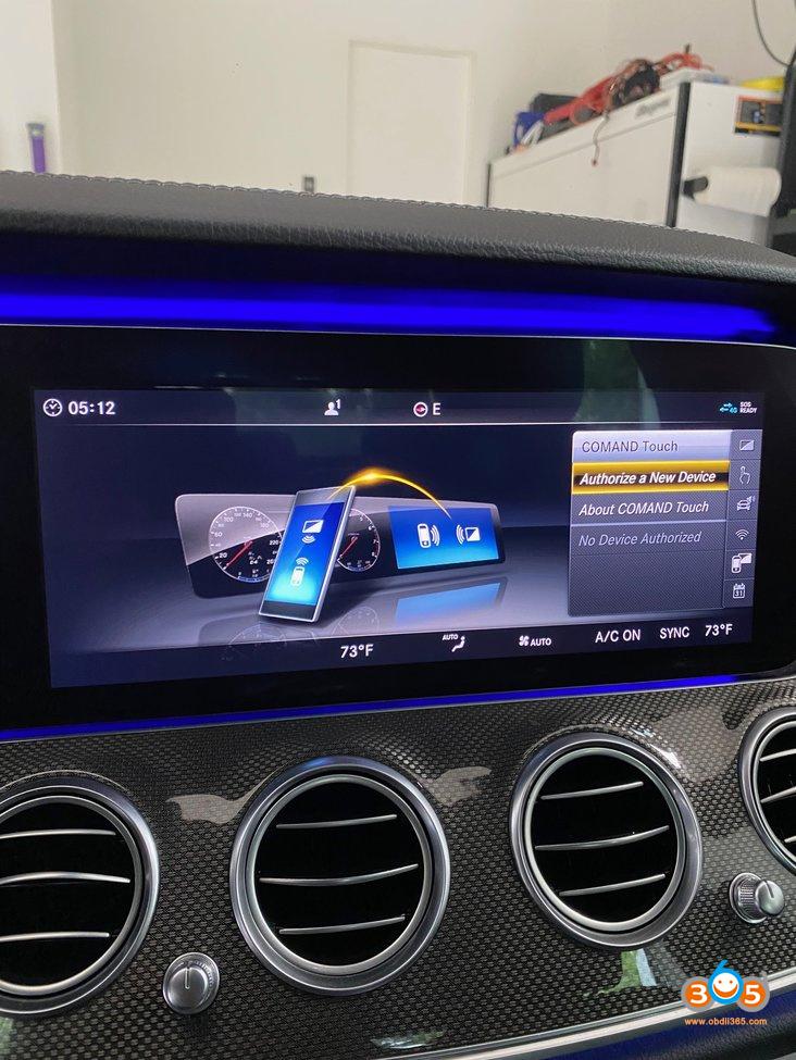 Dts Monaco W213 Comand Touch App 1