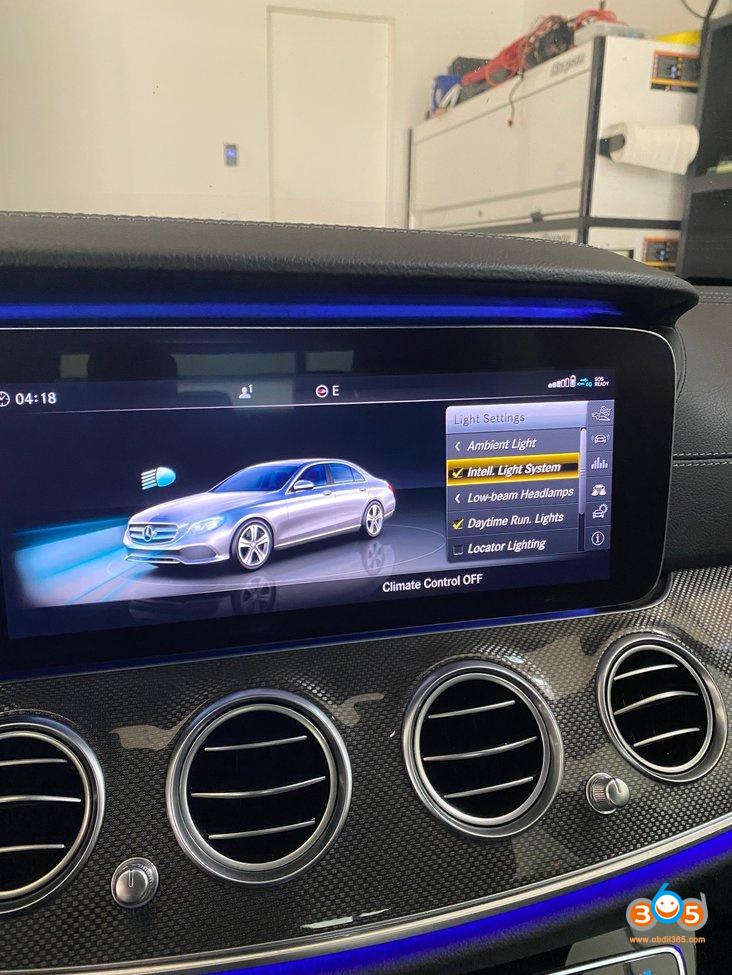 Dts Monaco W213 Comand Touch App 2