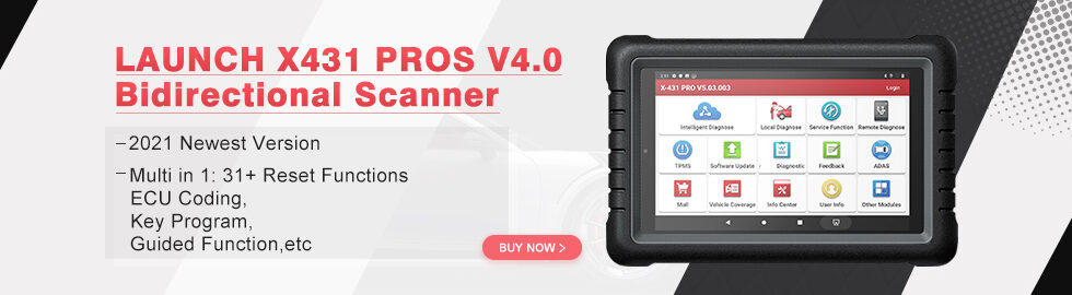Launch X431 Pros