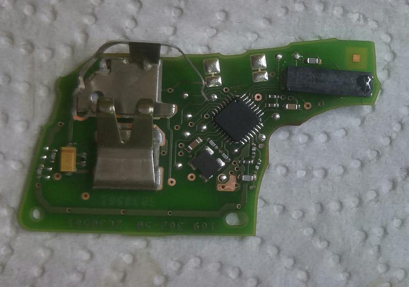 Mqb Remote 2