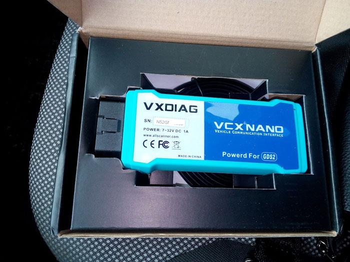 Vxdiag Vcx Nano Gm Scanner