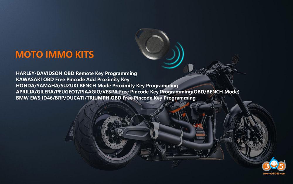 Obdstar Moto Immo Kit 1